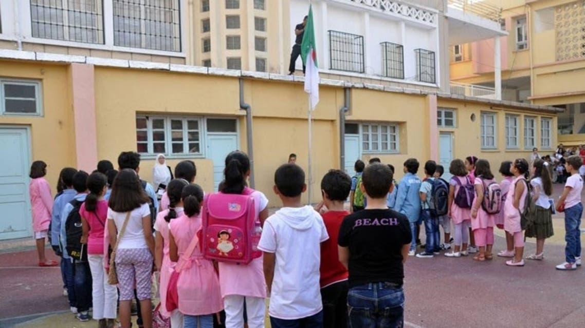 مدرسة جزائرية