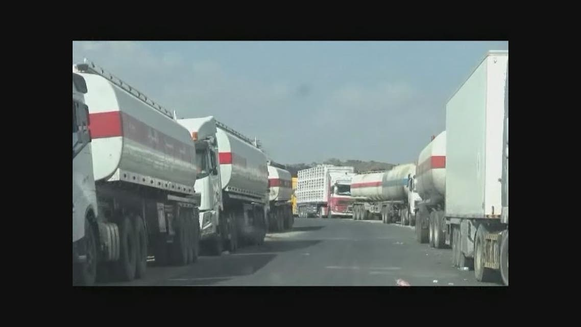 ميليشيات الحوثي تحتجز مئات الناقلات المحملة بمشتقات الوقود