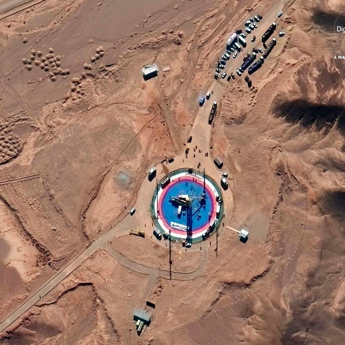 رغم الحظر.. إيران تجري اختباراً فاشلاً لإطلاق قمر صناعي