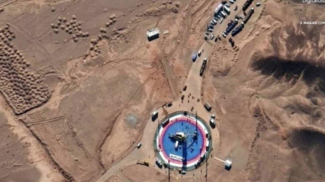 تصویر ماهوارهای