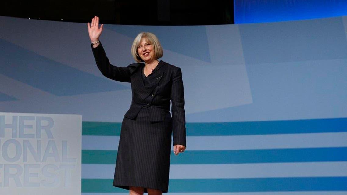 Theresa May (AP)