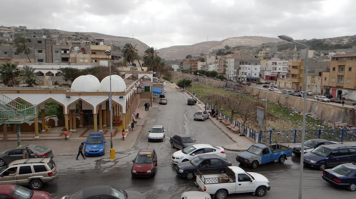 Derna, a city in Libya. (File photo: AFP)