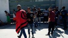 Ten killed as fire sweeps through soccer club training center in Rio