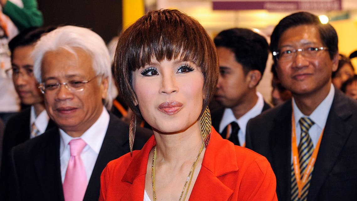 Thai Princess Ubolratana, the older sister of Thai King Maha Vajiralongkorn. (Photo: AFP)