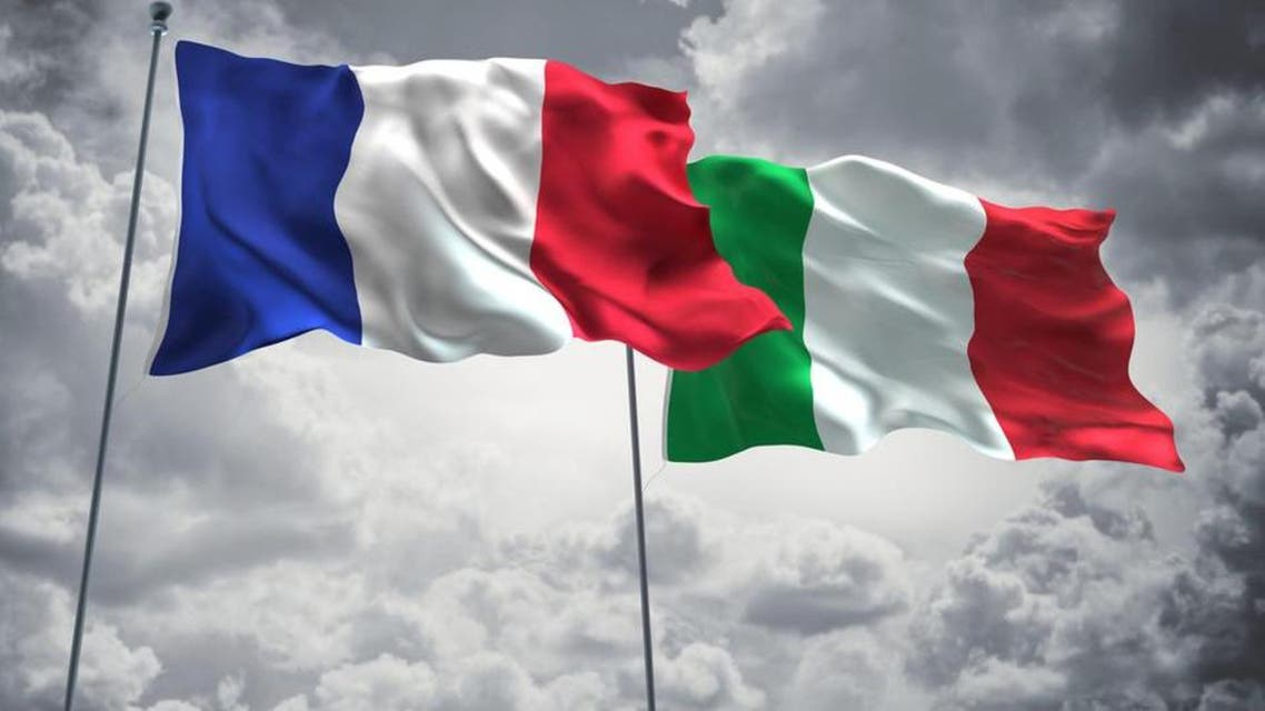 فرانس اور اٹلی