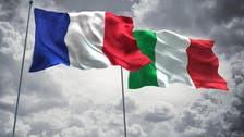 سیاسی رہ نمائوں کی طرف سے تنقید، فرانس اور اٹلی میں سفارتی بحران کا خدشہ
