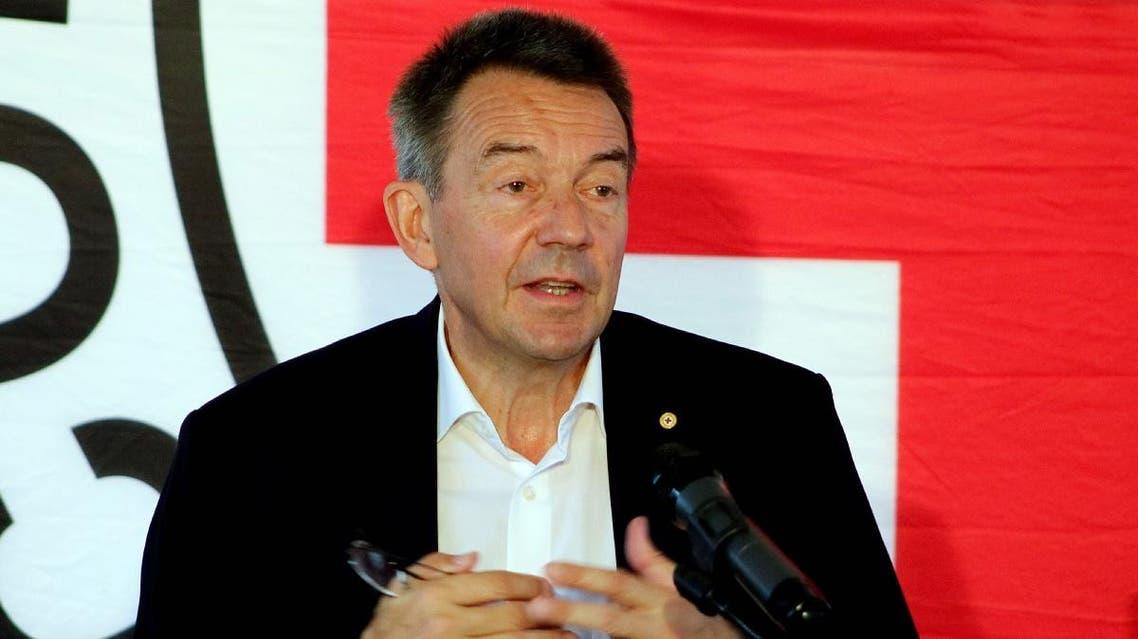 ICRC President Peter Maurer (AFP)