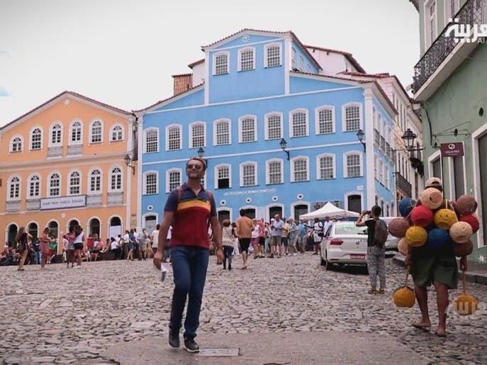 السياحة عبر العربية في سلفادور دي باهيا مع ليث بزاري