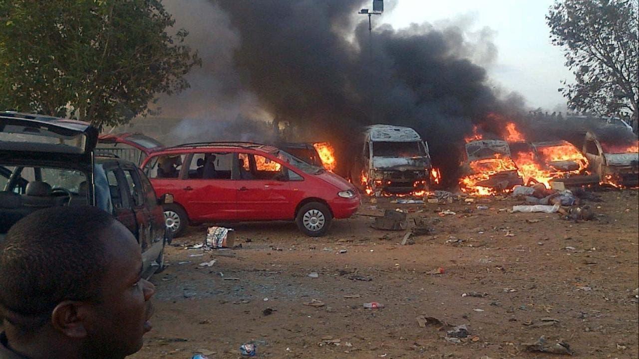 عملية إرهابية سابقة في إحدى دول الساحل الإفريقي
