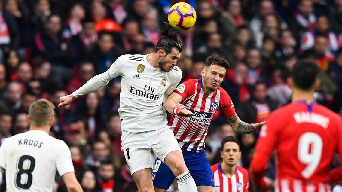 Real Madrid Derby (AFP)