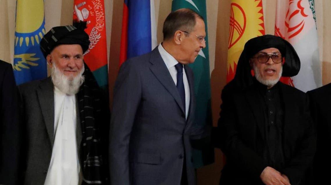 حکومت افغانستان درباره سفر طالبان در روسیه به سازمان ملل شکایت کرد