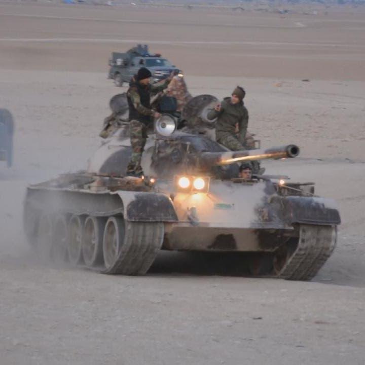 العراق.. عملية واسعة ضد داعش في ديالى ونينوى