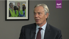 EXCLUSIVE- Tony Blair: Iran 'an ideology with a state', controlled by hardliners