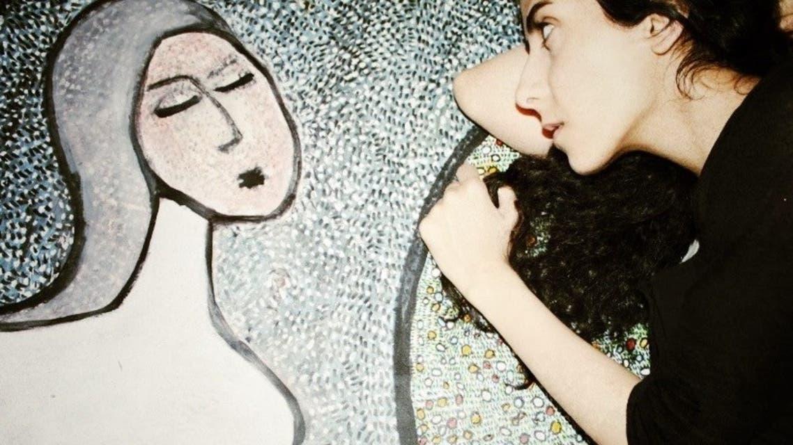 فنانة سعودية