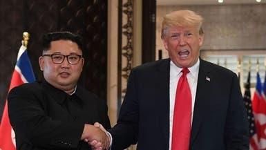 """ترمب يغازل كيم.. ويؤكد """"كوريا ستصبح صاروخا اقتصاديا"""""""