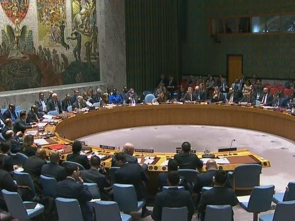 مجلس الأمن يبحث مشروع قرار بريطاني يطالب بوقف النار بليبيا
