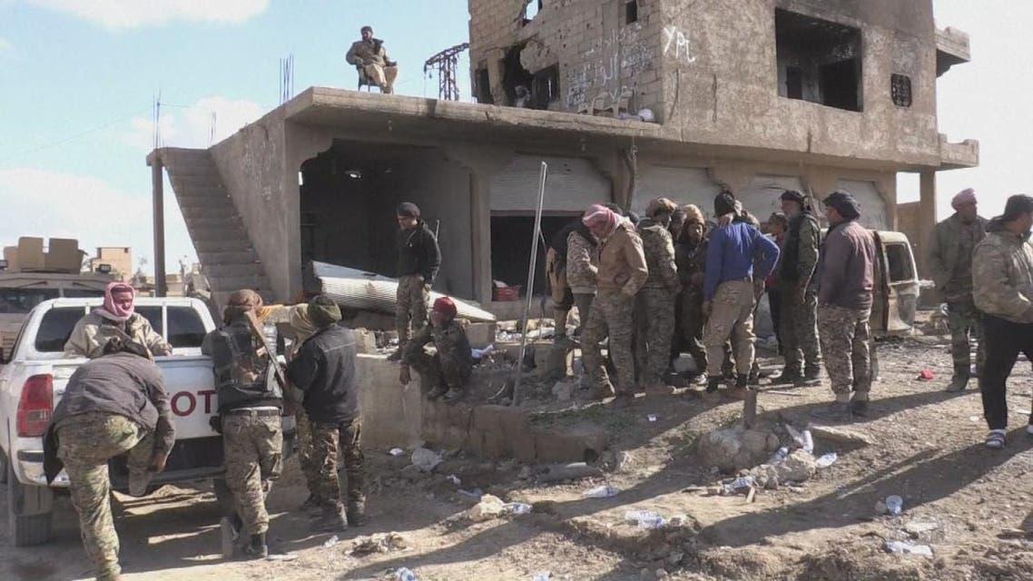 داعش قد يفقد آخر معاقله في سوريا قريبا جدا