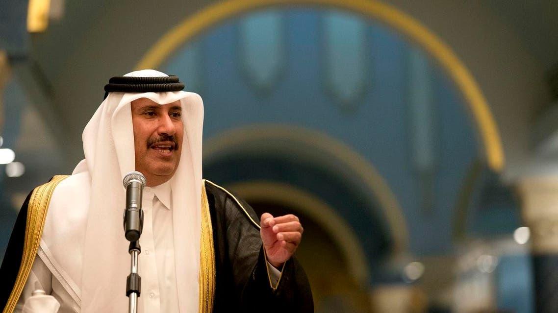 Hamad bin Jassim. (AP)