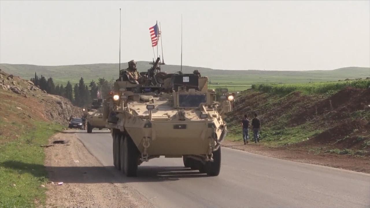 """قوات أميركية بسوريا """"أرشيفية"""""""