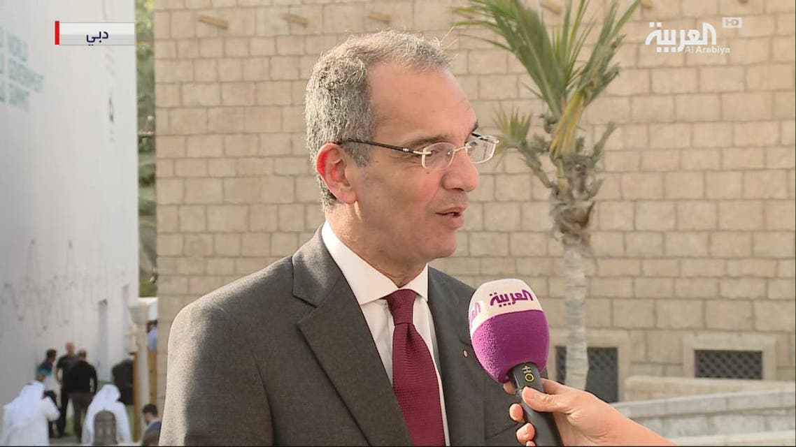 THUMBNAIL_ عمرو طلعت وزير الاتصالات المصري