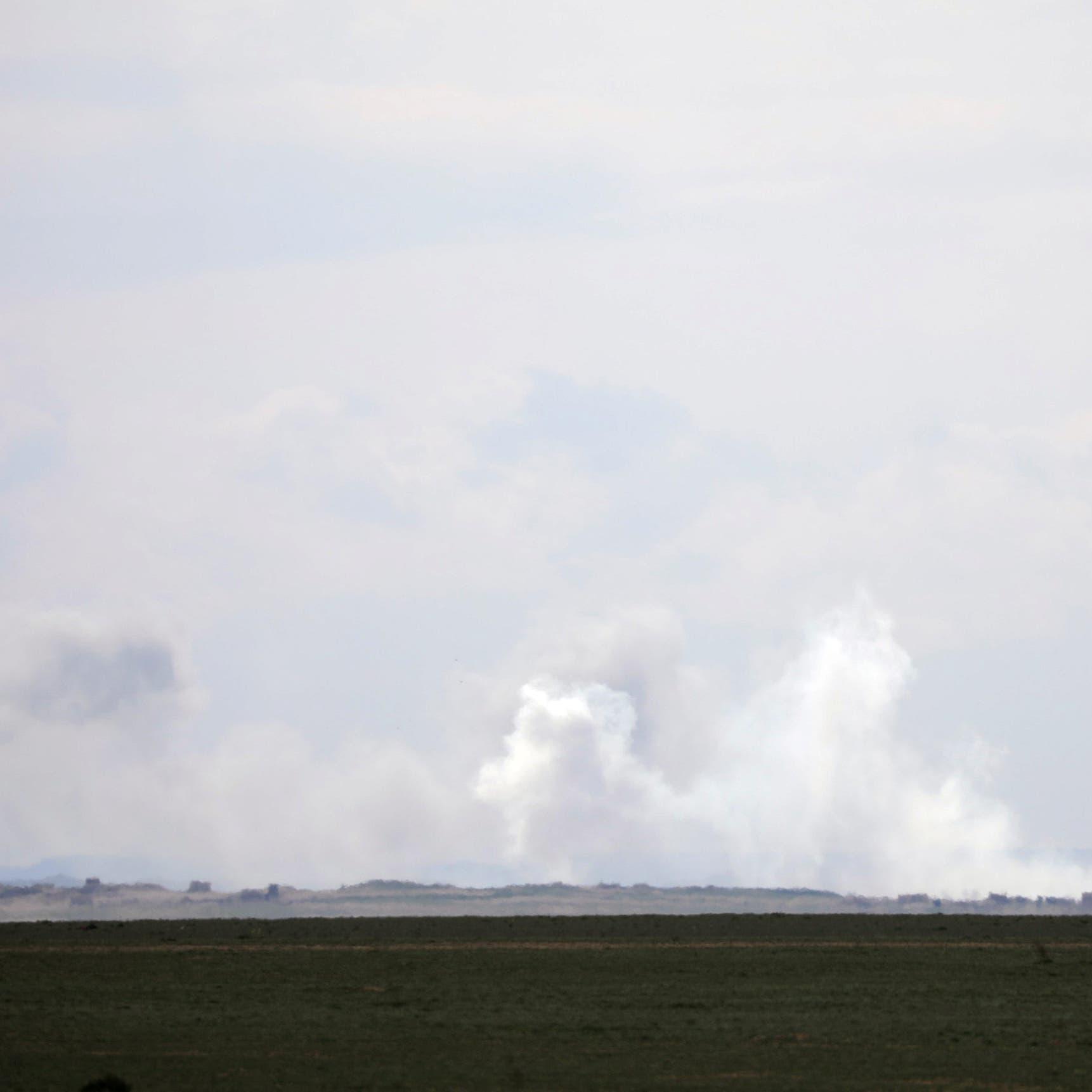 مقتل 16 مدنياً في غارات على آخر نقاط داعش بشرق سوريا
