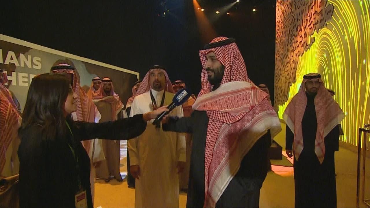 محمد بن سلمان سنگ بنای پروژههای بزرگ گردشگری در «العلا» را وضع کرد