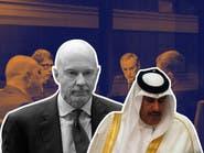 من قيادي باركليز الذي تعمد إهانة حمد بن جاسم قبل رشوته؟