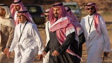 IN PICTURES: Saudi Crown Prince launches tourism projects in al-Ula