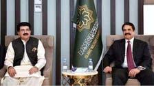 اسلامی فوجی اتحاد کے وفد کی جنرل راحیل کی قیادت میں پاکستان آمد