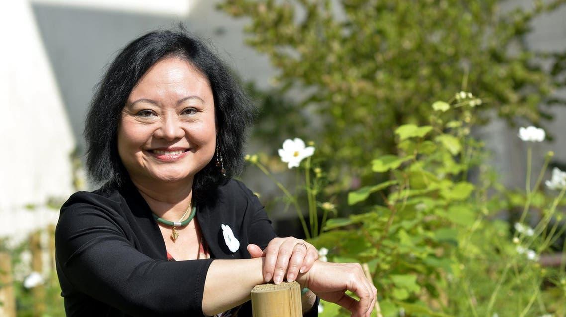 Kim Phuc, known as the 'Napalm Girl' (AFP)