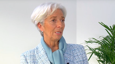 Christine Lagarde tells Al Arabiya: Cost of bribery between $1.5-$2 tln globally