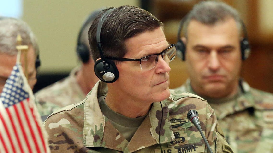 US Army General Joseph Votel said the United States is likely just weeks away from starting the withdrawal of ground troops from Syria. (File photo: AFP)