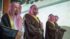 شہزادہ محمد بن سلمان کی کعبہ شریف کے اندر نماز کی ادائی