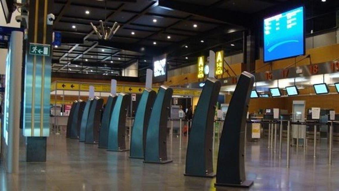 مطار شارلروا - بلجيكا