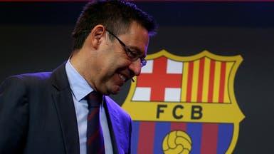 رئيس برشلونة:يجب إقامة 3 مباريات في الدوري خارج إسبانيا