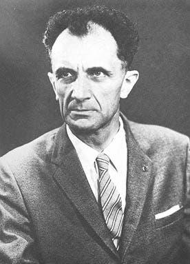 المهندس الألماني أدولف بوزمان
