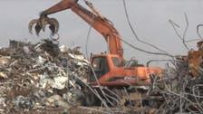 Iran-backed groups corner Iraq's postwar scrap metal market