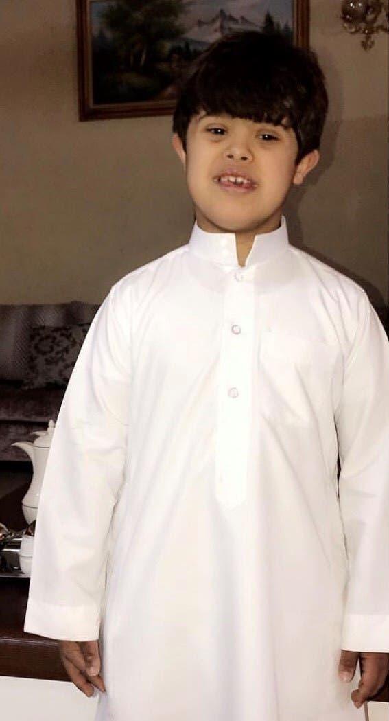 الطفل سعود
