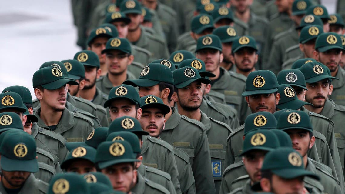 A state-run news agency in Iran is reporting a suicide bombing in the country's southeast has killed at least 20 elite Revolutionary Guard personnel and wounded 20. (File photo: AP)