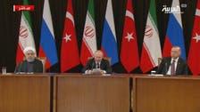 روحاني أمام أردوغان: مستعدون لتوثيق علاقة أنقرة بدمشق
