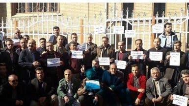 احتجاجات للمعلمين في أنحاء إيران بسبب تدهور أوضاعهم