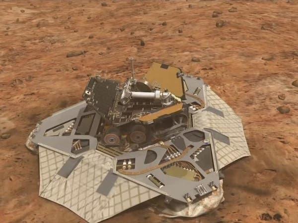"""ناسا: المروحية """"إنجينيويتي"""" تحلق بنجاح فوق المريخ"""