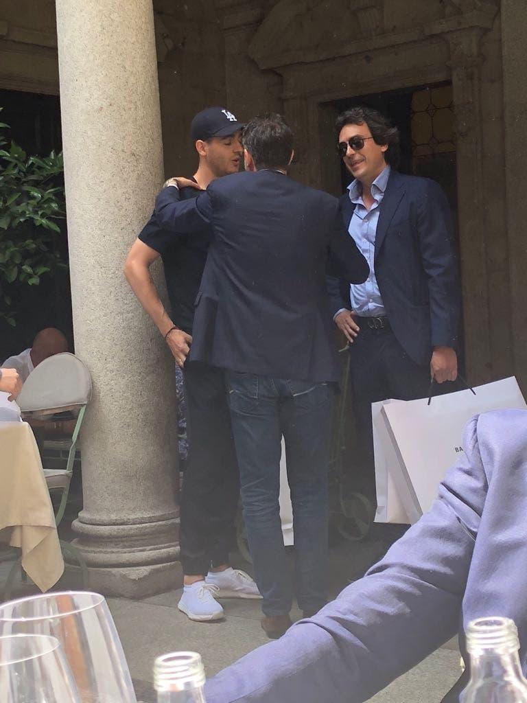 فابيو باراتيتشي في مفاوضات مع موراتا قبل انضمامه إلى يوفنتوس