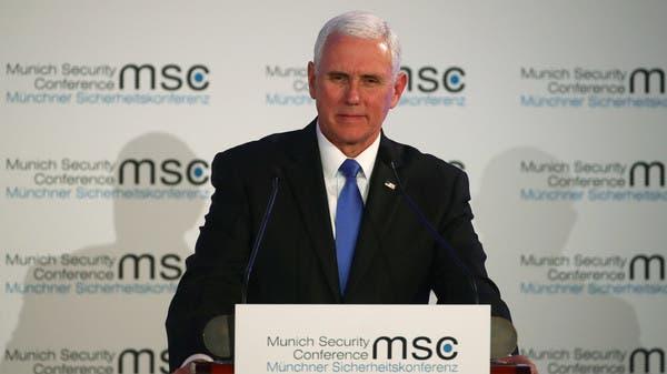 مايك بنس: النظام في إيران يتنفس تهديدات قاتلة