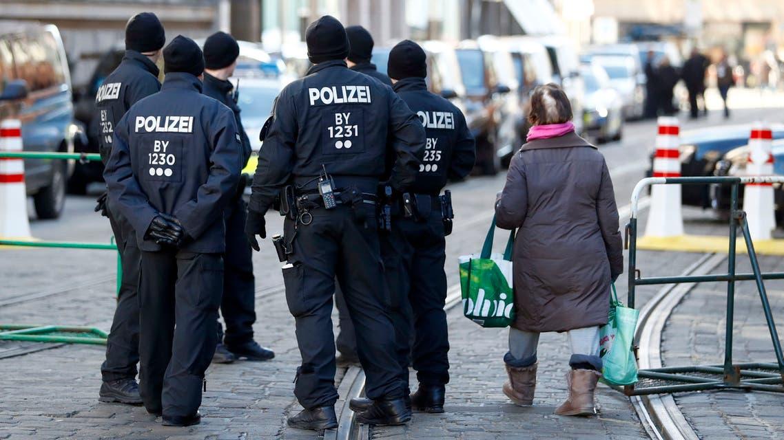 تعزيزات أمنية في محيط مكان عقد مؤتمر ميونخ
