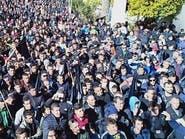 احتجاجات في الجزائر على ترشح بوتفليقة