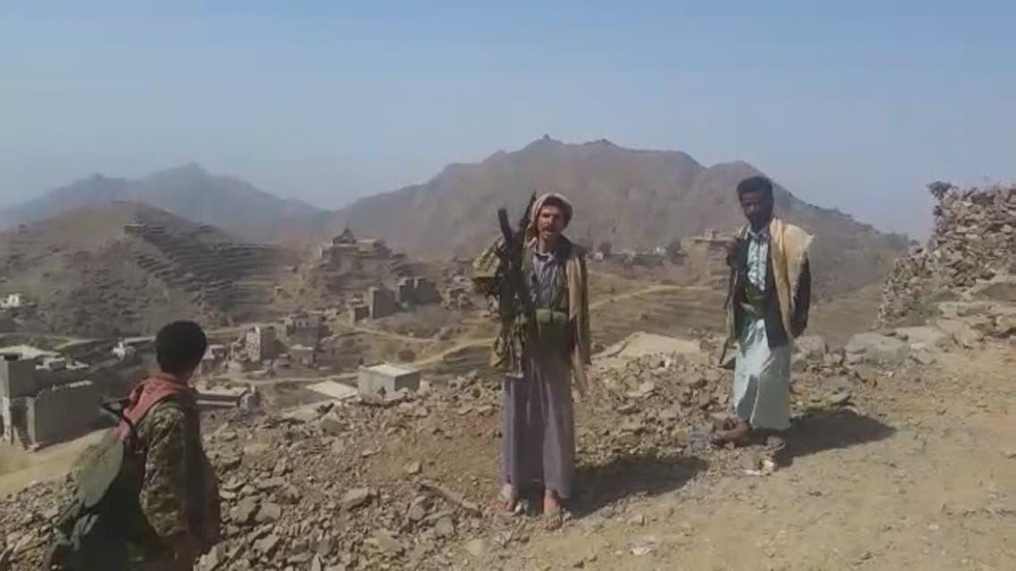 THUMBNAIL_ قبائل حجور تفشل هجوما لميليشيات الحوثي جنوب مديرية كشر