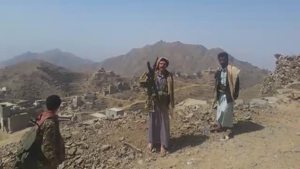 قبائل حجور تفشل هجوما لميليشيات الحوثي جنوب مديرية كشر