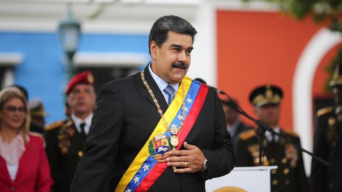 Nicolas Maduro afp