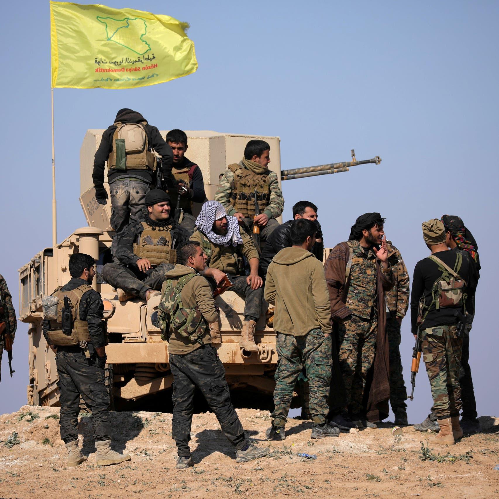 """دمشق تهدد """"ورقة الأميركيين"""".. سنستعيد مناطق قسد"""